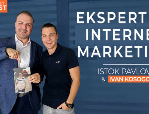 Ep 22 Istok Pavlović — Ekspert za internet marketing | Ivan Kosogor: Da, ti to možeš (Podcast)